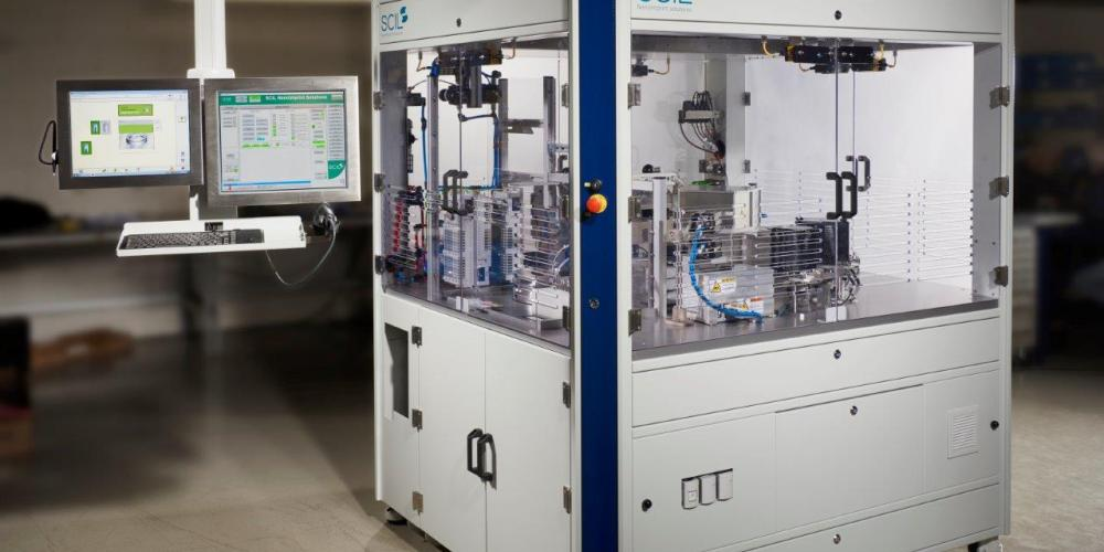 Nauwe samenwerking SCIL Nanoimprint Solutions en VDL ETG Projects